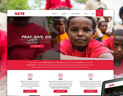 Website: SIM USA