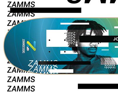 Creative Block || Skateboard