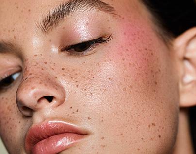 Beauty story | Anita Sadowska | before and after