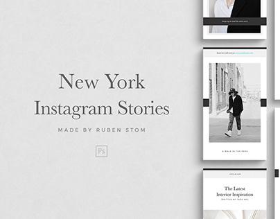 New York Instagram Stories