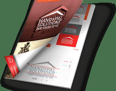 Brand Identity - Handypal Solutions