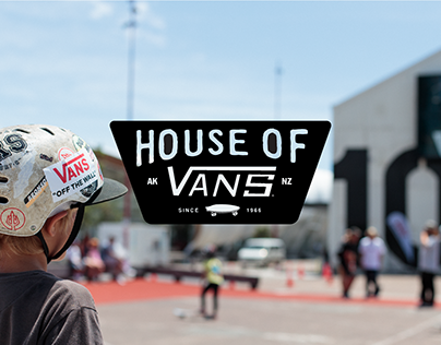 Vans - House of Vans - Auckland