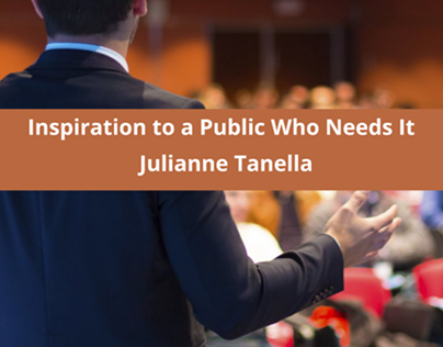 Julianne Tanella Continues to Serve Up Inspiration to a