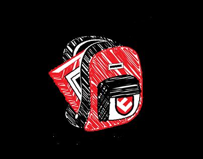 "Seneca High School ""Educators Rising"" T-Shirt Design"