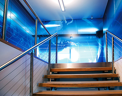 Barclays Global – Environmental Graphics