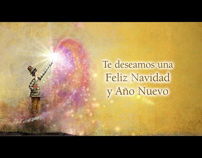 Video Navideño 2016. Edelvives México.