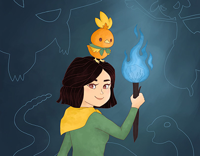 Torchic / Torch Chick