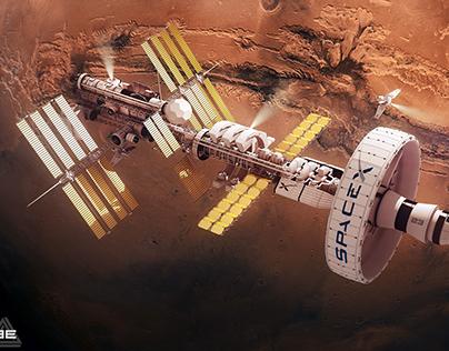 Spaceship concept V01