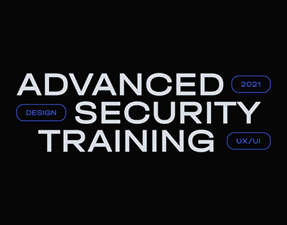 Advanced Security Training