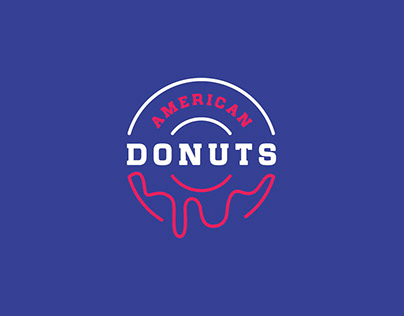 American Donuts | Redesign de Marca
