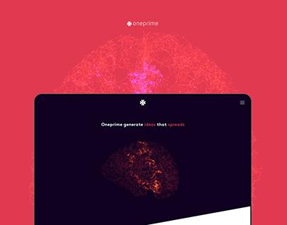 ONEPRIME - Agency Website