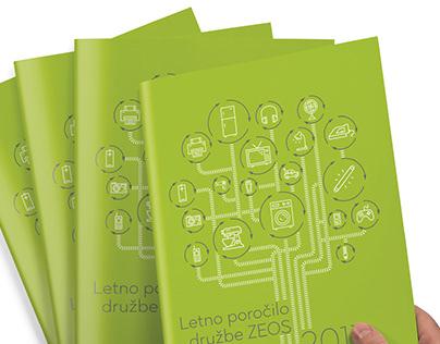 letno poročilo družbe ZEOS / ZEOS Annual Report