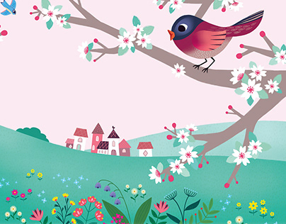 Is it spring - Pearson -