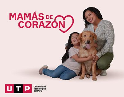 Campaña Día de la madre UTP - 2021