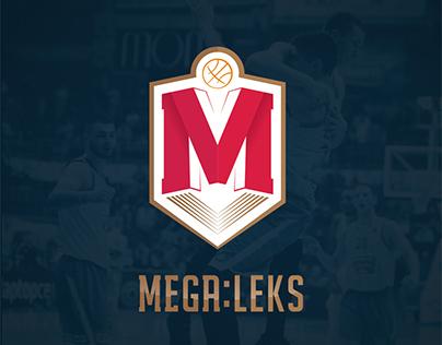 BC MEGA:LEKS branding / re-branding concept