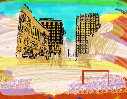 Baltimore Downtown No.1