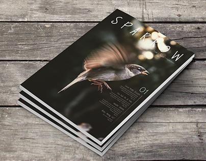 Sparrow (Contemporary Magazine)
