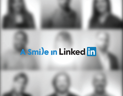 A Smile in Linked In