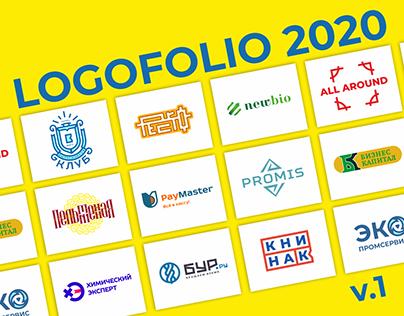 Logofolio 2020 volume 1
