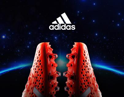 Adidas Shopping Redesign Concept