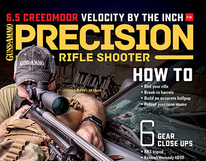 Precision Rifle Shooter magazine 2019 issue 2