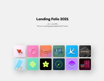 Landing Folio 2021