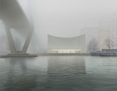 Fog over the Rhein