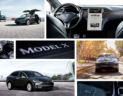 TESLA Model X - Editorial
