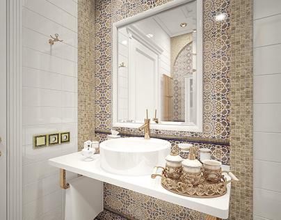 DH78 bathroom 2