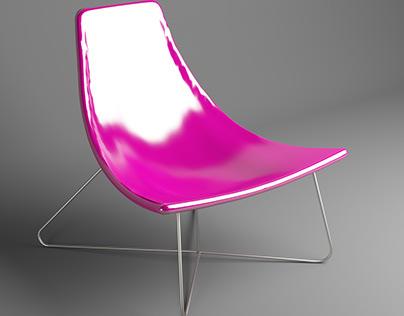 Radviken Chair Model