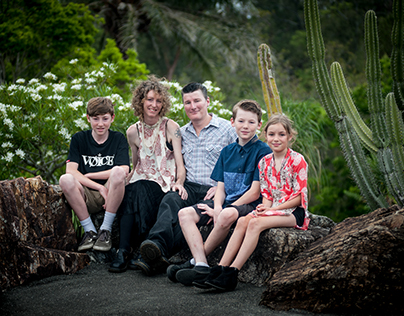Brisbane Family Portraits