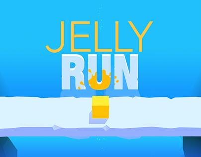 Jelly Run (2017, iOS/Android)