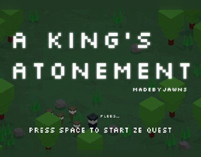 A King's Atonement