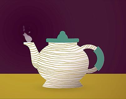 Animation Tea Time