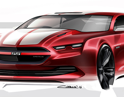 Muscle cars Pt/2