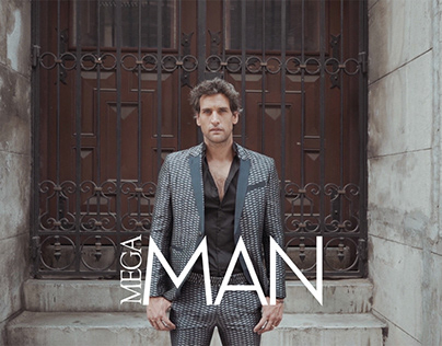 Nico Bolzico for Mega Man