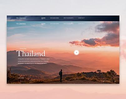 The journey - Thailand