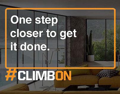 Little Giant | #ClimbOn
