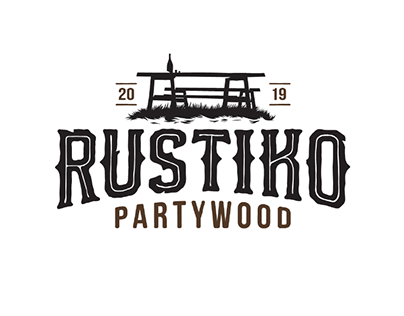 - RUSTIKO - logodesign, identity