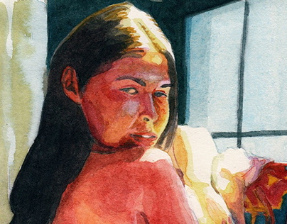 may watercolors