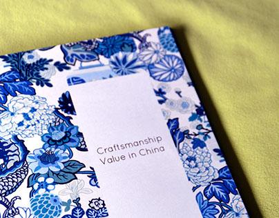 Craftsmanship value in China