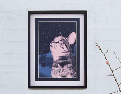Posters mmmMAR - Hand-screened