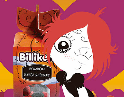 Bombones Billiken - Ruby Gloom