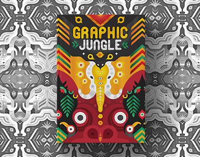 graphic jungle -AFRICA-