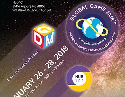 Global Game Jam Ventura County 2018