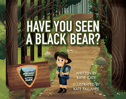 Have You Seen A Black Bear?