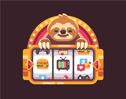 The Sloth Machine