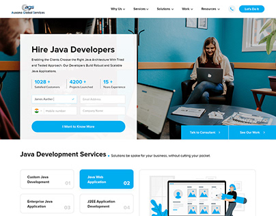 Hire Java Developers | IT Industry