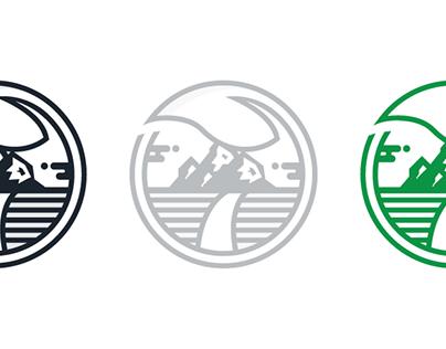 Eco-Travel Logo Design
