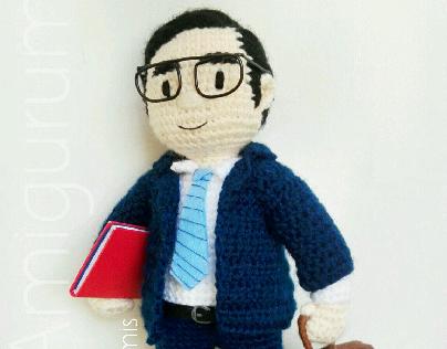 Wannabe realistic amigurumi crochet doll version 1 by nendogurumi ...   316x404